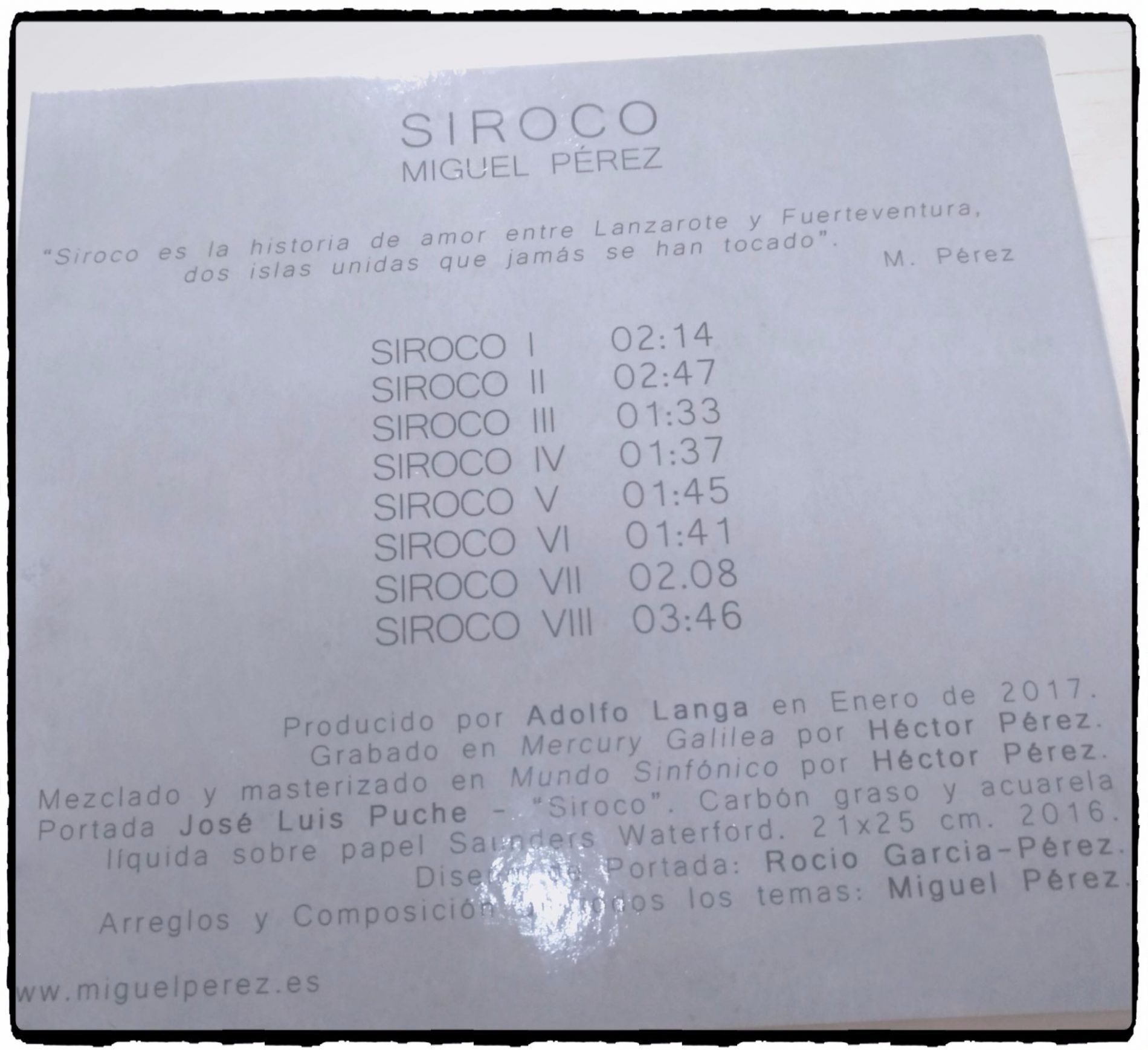 "Contraportada ""SIROCO"""