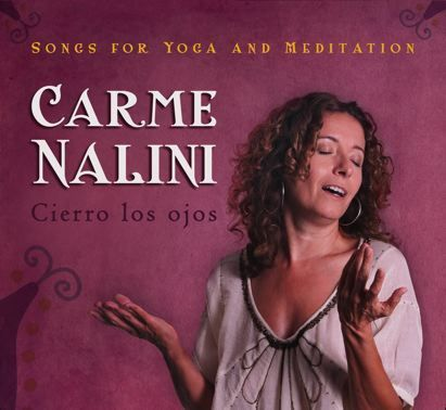 Carme Nalini | Cierro los ojos |