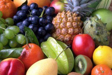 Las mejores Frutas y Bayas